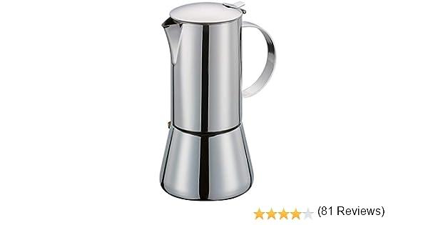 Cilio 342239 Aida - Cafetera italiana (2 tazas): Amazon.es: Hogar