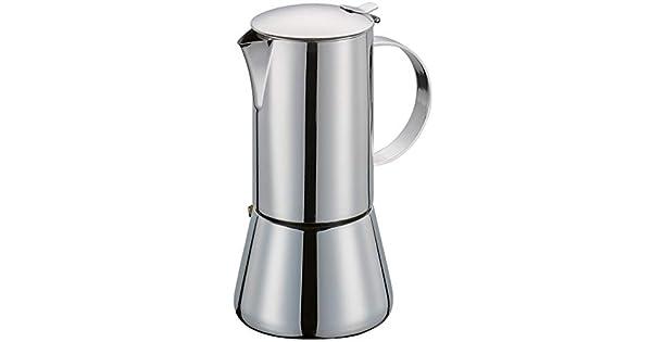 Amazon.com: Cilio Aida Acero Inoxidable 2 Copa cafetera de ...