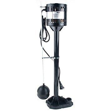 Simer 5020B 1/3 HP Pedestal Sump Pump ()