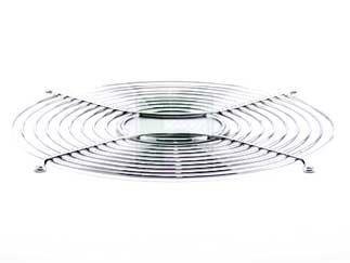 KNIGHT ELECTRONICS ORION FANS G254-10P 254 mm Steel Wire Fan Finger Guard - 5 ()