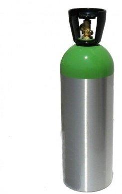 55 Cu.Ft. Aluminum Helium Tank by Zephyr