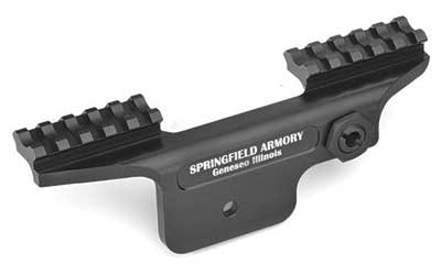Springfield Armory M1A Generation 4 Scope Mount, Matte Black