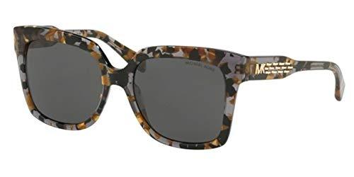 Michael Kors 0MK2082, Gafas de sol para Mujer, Black/Gold ...