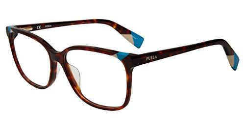 Eyeglasses Furla VFU 250 Tortoise 0714