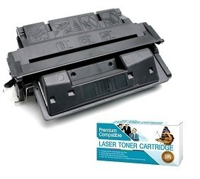 Ink Now Premium Compatible HP Black Toner C4127A, C4127X for LaserJet 4000, 4000N, 4000T, 4000TN, 4000se, 4050, 4050N, 4050T, 4050TN, 4050se printers 10000 (4000t Printer)