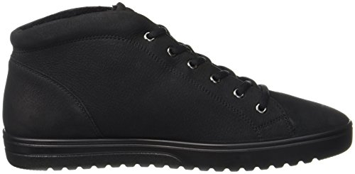Ecco Dames Fara Hoge Sneaker Zwart (black)