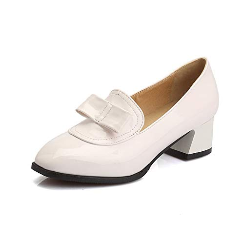 Blanc AdeeSu SDC05749 Femme Sandales Compensées SggxIqw6X