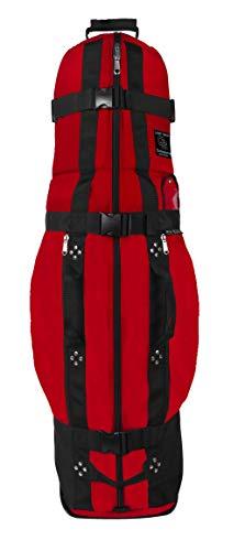 Club Glove Last Bag Medium Collegiate Golf Travel Bag (Red) -