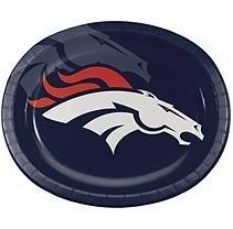 Denver Broncos 50Ct Oval - Outlet Denver Premium