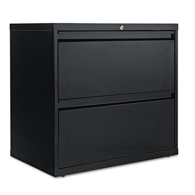 ALELF3029BL - Two-Drawer Lateral File Cabinet Alera