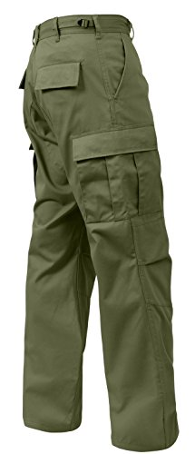(Rothco Tactical BDU Pants, Olive Drab, M (31