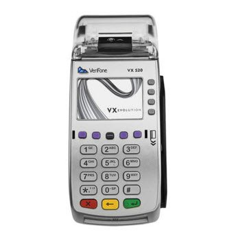 Vx520 DC EMV Credit Card Terminal and Swivel Stand by Discount Credit Card Supply (Image #5)