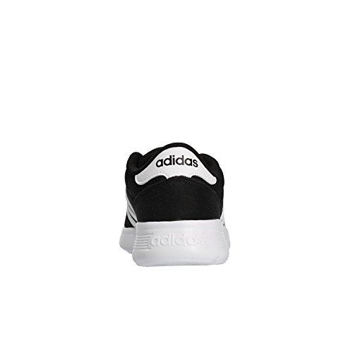 adidas Lite Racer, Zapatillas Para Mujer Negro (Negbas / Ftwbla / Ftwbla 000)