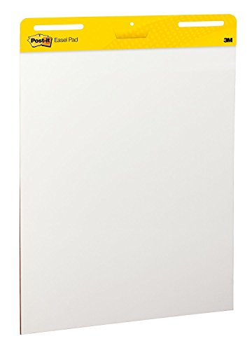 : Post-it Self-Stick Easel Pad, 25 x 30.5 Inches, 30-Sheet Pad (2 Pack)