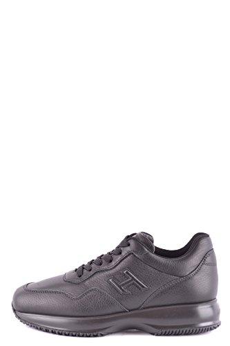 Hogan Sneakers Uomo MCBI148508O Pelle Nero