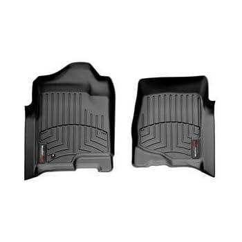 Amazon Com Weathertech 440661 Front Floor Digital Fit Floor Liner Black Automotive