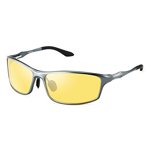 3c0f534fd0 Galleon - HD Night Driving Glasses Polarized Anti-glare Safety Night Vision  Glasses For Driving