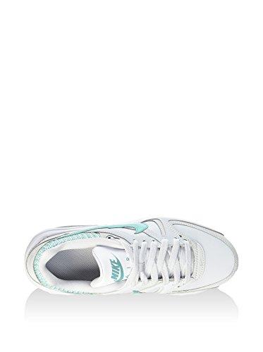 Nike Mädchen 844355-031 Turnschuhe Weiß