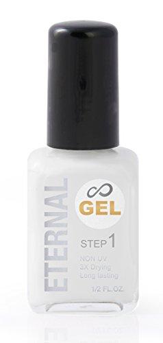 Eternal Nail Polish - Long Wearing Fast Drying Enamel: Blanco Tiza