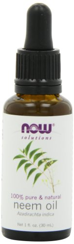 NOW Foods Neem Oil, 1-Fluid Ounce.