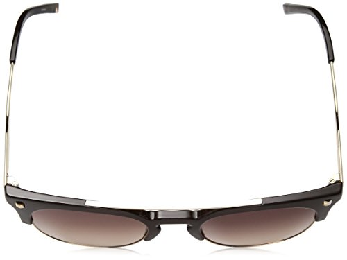 Retro Chocolate Ck3199s Calvin Unisex Round 52 Klein Sunglasses Mm Shiny xv017Zwv