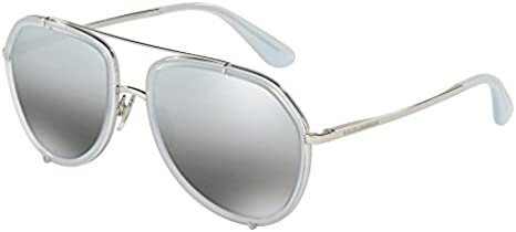TALLA 55. Dolce & Gabbana Gafas de sol para Mujer