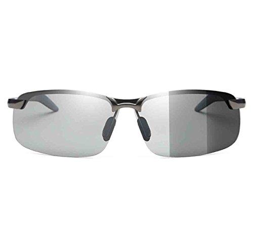 Hommes Ultra De Conduite Al Lunettes Frame Wayfarer 3 Soleil La Protection De Light Metal Mg Polarized Mens pqfxprw