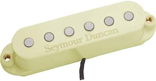 Cream Seymour Duncan STK-S7 Vintage Hot Stack Plus