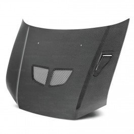 Seibon Carbon Fiber Hood for 2002-2003 Mitsubishi Lancer Evo 7