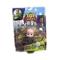1995 Thinkway Toys Disney Toy Story Figura de acción - Cara de bebé