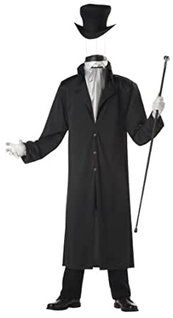 Mr. Invisible Mens Adult Halloween Costume