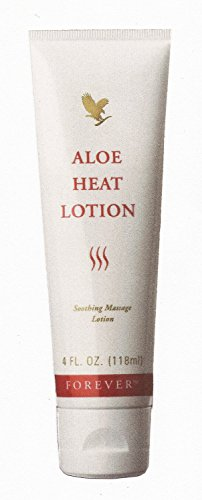 Forever Living Aloe Heat Lotion 118ml-(Pack of (Aloe Vera Heat Lotion)