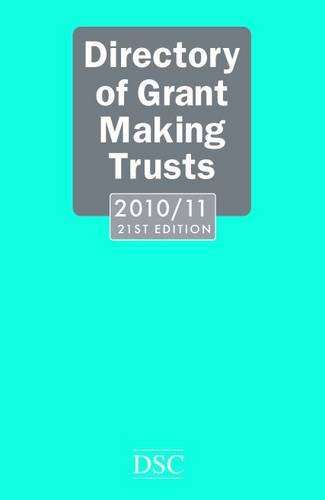 Directory of Grant Making Trusts 2010-2011