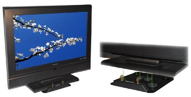 34196, 11x10 Double Plate Universal Computer Security System