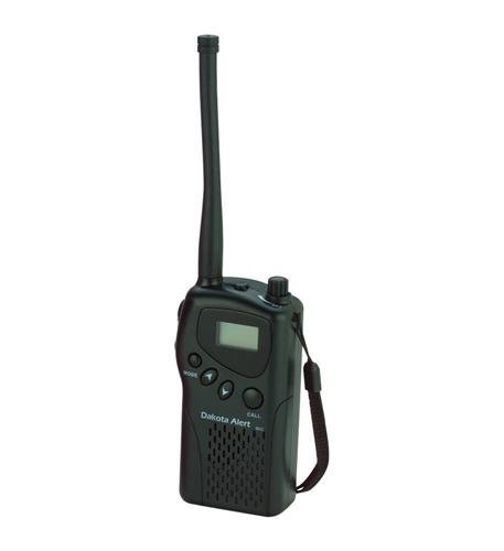 Dakota Alert MURS Wireless 2-Way Handheld Radio, M538-HT
