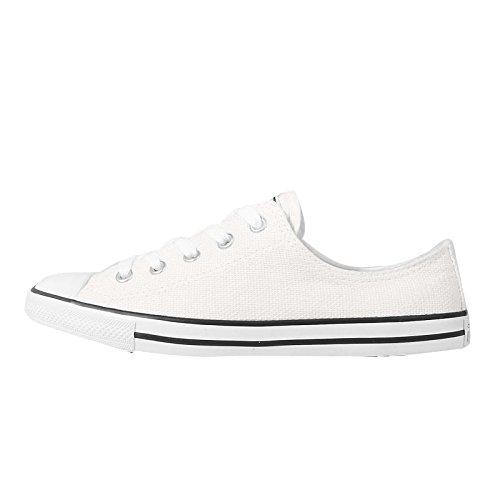Converse Woman Dainty OX Sneaker White *