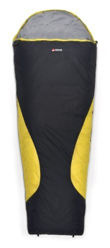 Chinook Sportster Hooded Sleeping Tapered 23-Degree Synthetic [並行輸入品] Sleeping Bag, Synthetic Yellow [並行輸入品] B07R4TB1B8, おめざめばざーる:5de96265 --- ijpba.info