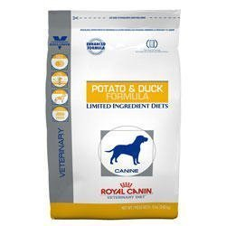Royal Canin Veterinary Diet Canine Hypoallergenic Potato ...