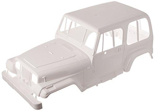Tamiya America, Inc Jeep Body, Unpainted: 58429/84071, TAM9335171 (Army Models To Build)