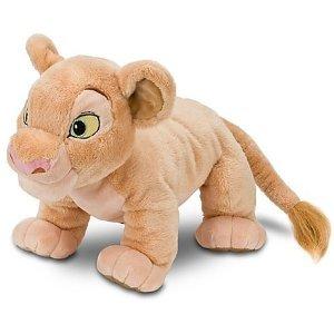 - Disney The Lion King Nala Plush Toy -- 11''