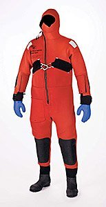 Stearns - I595ORG-26-000 - Ice/Water Rescue Suit, Size Oversize