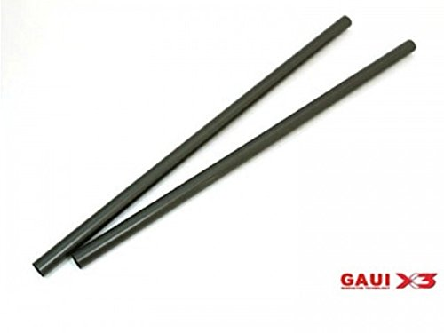 Gaui Tail (GAUI X3 Tail Boom (Black anodized) x2pcs 216204)