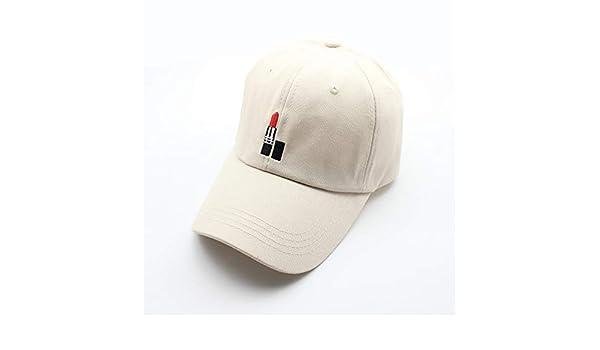 KFEK Sombreros curvos Bordados para Hombres y Mujeres Gorras de ...