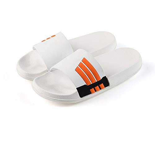 Toilettes Chaussons Accueil White Couples'slippers Pour L'extérieur Pantoufles Porte Hommes Des À rq1qxZ0wp
