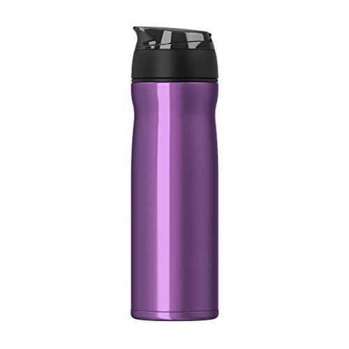 Timolino Omni Classix Vacuum Mug 17 oz. (Scarlet Purple) (Timolino Infuser)