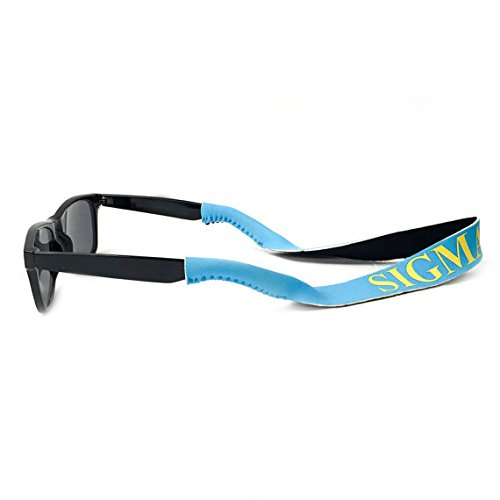 Sigma Chi Sunglasses Holder for Sunglasses Fraternity Greek Beach Sunny Day Sig - To Store Sunglasses Best Way