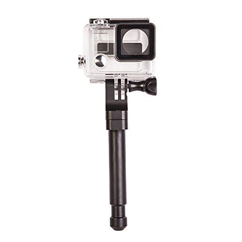 Ikan ELE-GPKP for GoPro 5/8 Pin (Black)