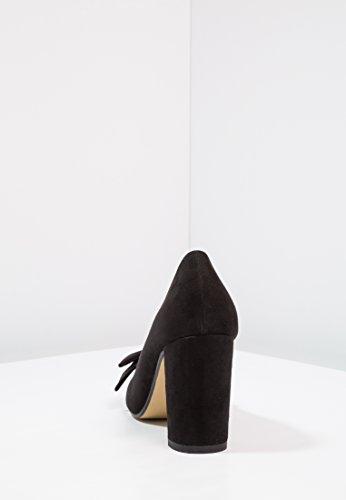 Gamuza Tac Anna Altos Field Zapatos con de Elegantes Lazo Tacones con Zapatos xPt1fwzP