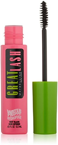 Maybelline Great Lash Waterproof Mascara - Very Black - 2 ()
