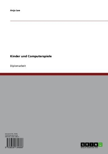 Download Kinder und Computerspiele (German Edition) Pdf